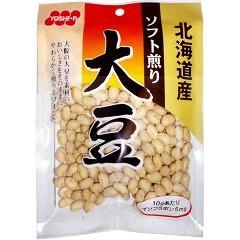 北海道産ソフト煎り大豆(100g)(発送可能時期:1週間-10日(通常))[豆菓子]