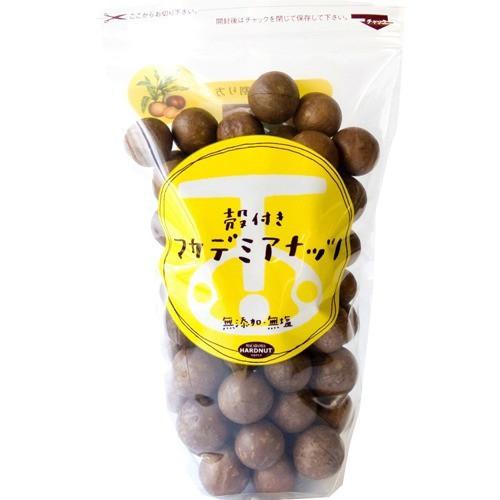 ロースト殻付きマカデミアナッツ454g(454g)(発送可能時期:1-5日(通常))[豆菓子]
