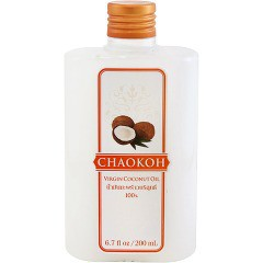 チャオコー ヴァージンココナッツオイル(200mL)(発送可能時期:3-7日(通常))[食用油 その他]