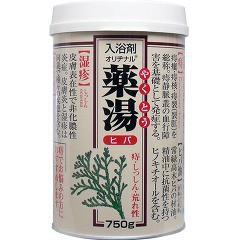 オリヂナル 薬湯 ヒバ(750g)(発送可能時期:3-7日(通常))[スキンケア入浴剤]