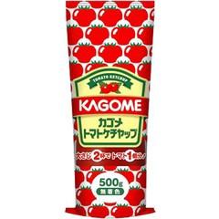 カゴメ トマトケチャップチューブ(500g)(発送可能時期:3-7日(通常))[ケチャップ]