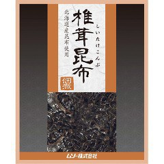 ムソー 椎茸昆布佃煮(60g)(発送可能時期:3-7日(通常))[海苔・佃煮]
