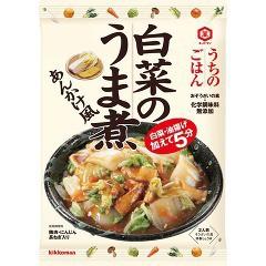 キッコーマン うちのごはん おそうざいの素 白菜のうま煮(149g)(発送可能時期:1週間-10日(通常))[調味料 その他]