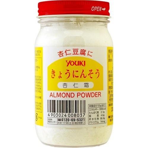 ユウキ 杏仁霜(アーモンドパウダー)(150g)(発送可能時期:3-7日(通常))[中華調味料]