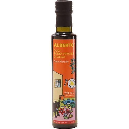 アルベルトさんのオリーブオイル オレンジラベル エキストラバージン(250mL)(発送可能時期:2週間以上)[オリーブオイル]