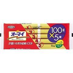 オーマイ 結束スパゲッティ 1.5mm(500g)(発送可能時期:3-7日(通常))[パスタ]