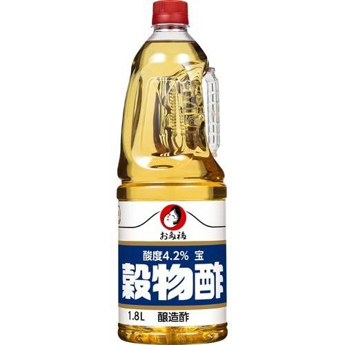 オタフク 穀物酢 宝(1.8L)(発送可能時期:3-7日(通常))[食酢]