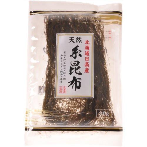 糸昆布(30g)(発送可能時期:3-7日(通常))[乾物]