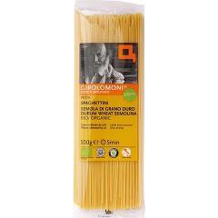 ジロロモーニ デュラム小麦 有機スパゲッティーニ(500g)(発送可能時期:3-7日(通常))[パスタ]