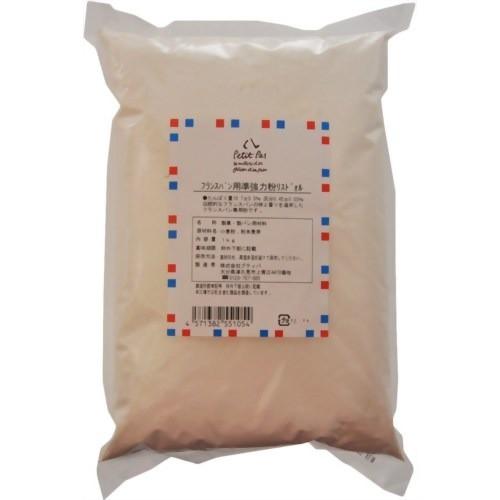 プティパ フランスパン用 準強力粉 リスドォル(1kg)(発送可能時期:2週間以上)[小麦粉]