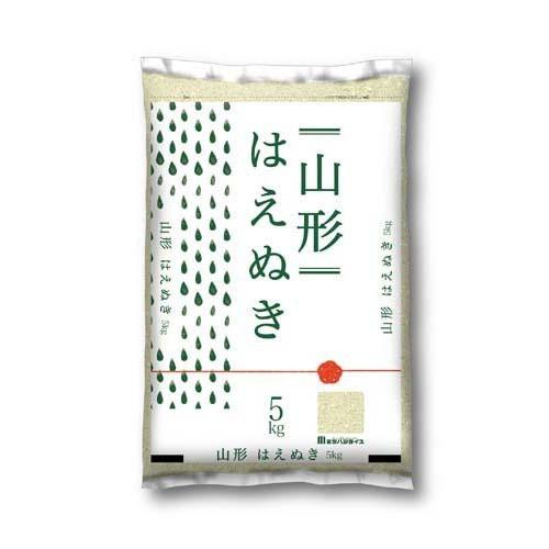 平成29年産 山形県産はえぬき(5kg)(発送可能時期:1週間-10日(通常))[精米]