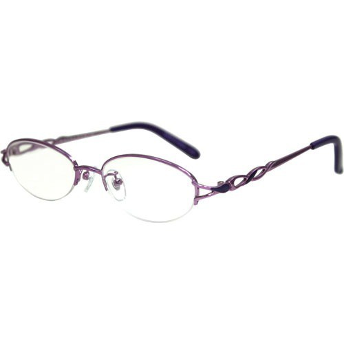 mashu KYOTO Reading GLasses(ファッション 老眼鏡) MKR-60012 PurpLe +3.00(1コ入)(発送可能時期:1週間-10日(通常))[老眼鏡 2.0~]