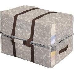 形が変わる収納袋 M(1コ入)(発送可能時期:3-7日(通常))[布団圧縮袋]