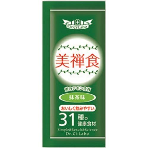 ドクターシーラボ 美禅食 抹茶味(462g(15.4g*30包))(発送可能時期:1週間-10日(通常))[ダイエットシェイク]