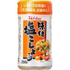 ハウス 味付塩こしょう(250g)(発送可能時期:3-7日(通常))[塩]