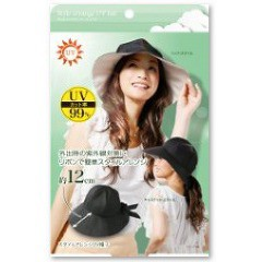 スタイルアレンジUV帽子(1コ入)(発送可能時期:1週間-10日(通常))[紫外線対策]