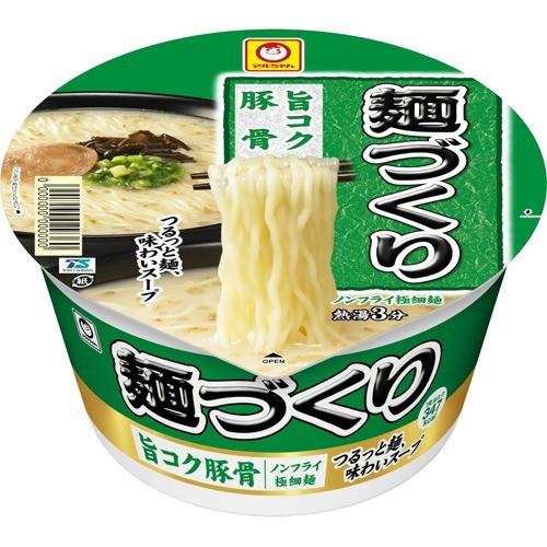 麺づくり 旨コク豚骨(87g)(発送可能時期:1週間-10日(通常))[カップ麺]