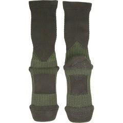 SK11 長靴用あし楽ソックス ブラウン SN2527BRN 25-27cm(1足)(発送可能時期:3-7日(通常))[工具]