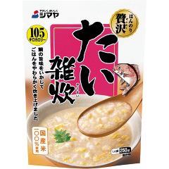 シマヤ たい雑炊レトルト(250g)(発送可能時期:3-7日(通常))[ライス・お粥]