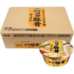 評判屋 コク豚骨ラーメン(12コ入)(発送可能時期:1週間-10日(通常))[カップ麺]