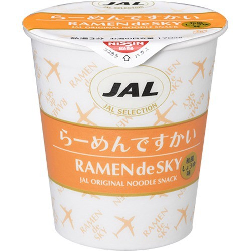 JALセレクション らーめんですかい(15コ入)(発送可能時期:3-7日(通常))[カップ麺]