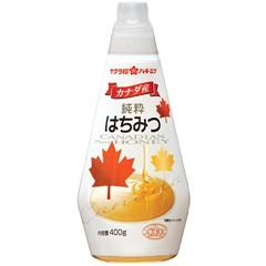 サクラ印 カナダ産ハチミツ(400g)(発送可能時期:1週間-10日(通常))[はちみつ]