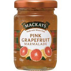 マッカイ ピンクグレープフルーツママレード(113g)(発送可能時期:3-7日(通常))[ジャム・マーマレード]
