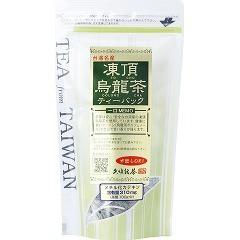 凍頂烏龍茶 ティーバック(5g*15袋入)(発送可能時期:3-7日(通常))[烏龍茶(ウーロン茶)]