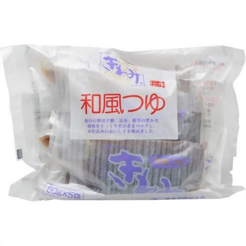 和風つゆ きわみ 箱入り(60g×30袋)(発送可能時期:2週間以上)[だしの素]