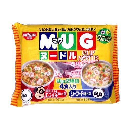 マグヌードル(96g)(発送可能時期:3-7日(通常))[袋麺]