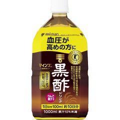 ミツカン マインズ(毎飲酢) 黒酢ドリンク(1L)(発送可能時期:1週間-10日(通常))[黒酢]