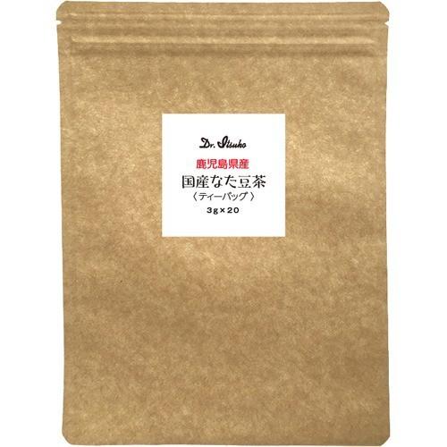Dr.Itsuko 国産なた豆茶(3g*20包)(発送可能時期:2週間以上)[お茶 その他]
