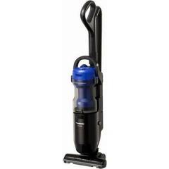 パナソニック パワープレスサイクロン式スティックタイプ掃除機 MC-SU120A-K ブラック(1台)(発送可能時期:3-5日(通常))[掃除機用品]