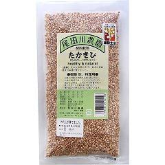 尾田川農園 たかきび(180g)(発送可能時期:1週間-10日(通常))[雑穀]