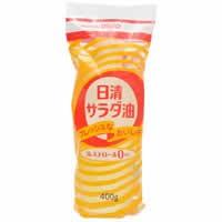【日清 サラダ油 400g】