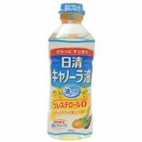 【日清 キャノーラ油 400g】