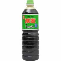【マルエ 本醸造特級 減塩しょうゆ 1L】