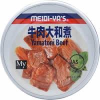 【明治屋 牛肉大和煮 90g】