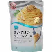 【MCC ほたて貝のクリームソース 140g】