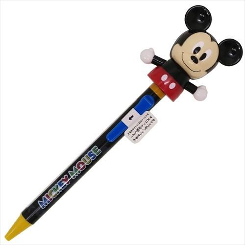 ミッキーマウス ボールペン マスコット ボールペンディズニー キャラクター グッズ