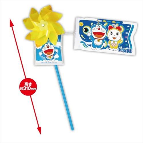 ドラえもん こどもの日 お菓子 ミニ鯉のぼり お菓子付き シールのおまけ付き  アニメキャラクターグッズ通販