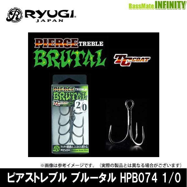 RYUGI PIERCE HOOK BRUTAL TC