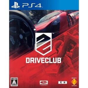 [100円便OK]【新品】【PS4】DRIVECLUB(ドライブクラブ)[お取寄せ品]