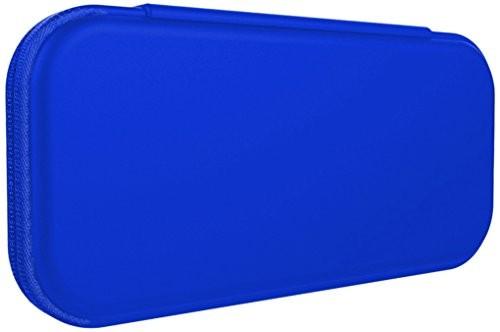 【新品】【NSHD】CYBER・セミハードケース スリム(SWITCH用)ブルー[お取寄せ品]