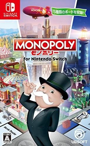 [100円便OK]【新品】【NS】モノポリー for Nintendo Switch[在庫品]