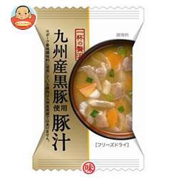 【送料無料】MCFS 一杯の贅沢 九州黒豚使用豚汁 10食×2箱入