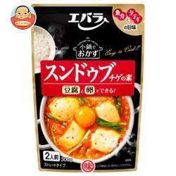 【送料無料】エバラ食品 小鍋でおかず スンドゥブチゲの素 300g×12袋入