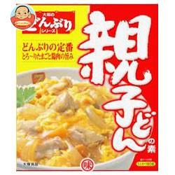 【送料無料】大塚食品 親子どんの素 180g×30(10×3)個入