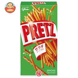 【送料無料】【2ケースセット】グリコ PRETZ(プリッツ) サラダ 69g×10個入×(2ケース)