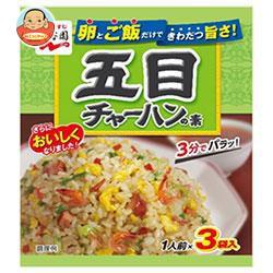 【送料無料】【2ケースセット】永谷園 五目チャーハンの素 24.6g×10袋入×(2ケース)
